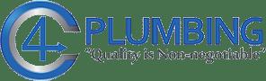 C4 Plumbing Logo